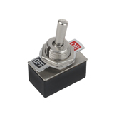 Тумблер MTS-201 (KN3-1) ON-OFF, 250V, 2A, вкл.-выкл., 2 pin, 2 положения, 25x14mm D12mm, (), [China]