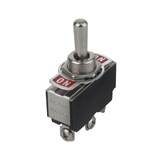 Тумблер B-MTS-103/KN3(B)-103 3pin big ON-OFF-ON, 250V 6A, вкл.-выкл.-вкл., 3 pin, 3 положения,  34x13mm D12mm, (), [China]