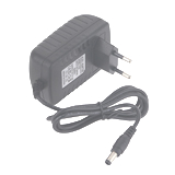 Блок питания 220V-micro USB, 5V, 800mA, Black, OEM, (), [China]
