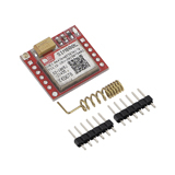 Модуль GPRS GSM  SIM800L  (Serial Port),    25x23mm, питание 3.7-4.2В  !!!!!, () []