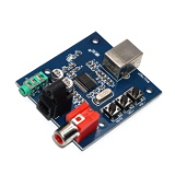 Модуль звуковая карта PCM2704,    DAC to S/PDIF, 2-channel analog output,S/PDIF output, 5 V (USB interface), () [China]