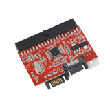 IDE SATA or SATA to IDE Adpter,    Конвертор DUAL SATA HDD to IDE 44Pin, () []